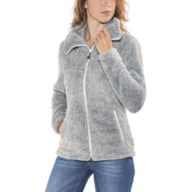 Meru Kurgan Fleece Jacket Women light grey